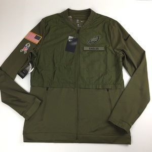 Nike Salute To Service Eagles Hybrid Jacket